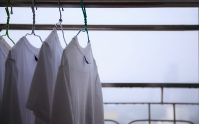Some of Our Laundry Tips for the Rainy Season